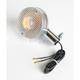 Clear Lens/Amber Bulb Turn Signal Assemblies - 25-4096C