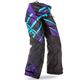 Women's Purple/Blue Kinetic Over Boot Pants