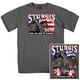Dark Grey Sturgis King and Queen T-Shirt