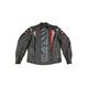 Black/Red Atomic 5.0 Jacket