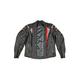 Black/Red Atomic 5.0 Jacket