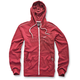 Red Heather Proper Zip Hoody