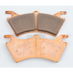 Long-life Sintered R-Series Brake Pads - FA313R