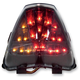 Integrated Taillight w/Stealth Lens - MPH-30121S