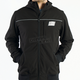 Track Walk Softshell Black Jacket