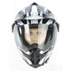 Pearl White Multi FX-39DS Dual Sport Helmet
