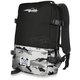 Black/Camo Clutch Backpack - HM4CLUBC