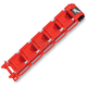 Folding Honda Red M6 Ramp - HM8-102