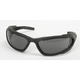 Black C-4 Performance Sunglasses w/Smoke Lens - C-4BK/SM