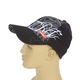 Black CRF Swirl Hat