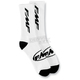 White Tall Boy Socks - F12187100WHTONE
