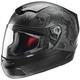 Venom Molotov Black/Gray Helmet