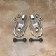 Pack Rack Replacement Tubular Mount Blocks - EB2