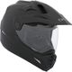 Matte Black Quest Snow Helmet