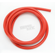 Red 9mm I.D. x 3mm Wall Vacuum Tubing - USA-VT9B-3W-RD