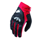 Red/Black Impact Gloves