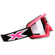 Fluorescent Pink Flat Out Goggles - 067-10350