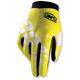 Youth Yellow I-Track Gloves
