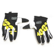Youth Black/Yellow I-Track Gloves