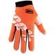 Orange/Black I-Track Cal Trans Gloves