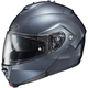 Metallic Anthracite IS-MAX II Modular Helmet