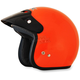 Safety Orange FX-75 Helmet