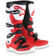 Red/White/Black Tech 5 Boots