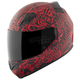 Red/Black United By Speed SS1200 Helmet