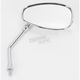 Chrome OEM-Style Replacement Oval Mirror - 20-86831