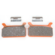 Semi-Sintered (V) Brake Pads - FA201V