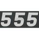 SX Pro 4 in. #5 - NSX4-5W