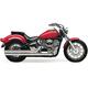 Hot Rod Speedster Long Exhaust  - 2917T