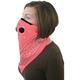 Pink Pro Series Bandana Dust Mask - BDMPNK