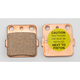 Long-life Sintered R-Series Brake Pads - FA84/2R