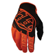 Youth Orange/Black GP Gloves