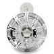 Chrome 10-Gauge Billet Horn Kit - 70-255