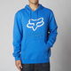 Blue Legacy Fox Head Hoody