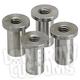 Slim Tophat Blind Threaded Steel Bungs - 003730