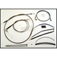 Black Pearl Designer Series Handlebar Installation Kit for Use w/15 in. - 17 in. Ape Hangers (Non-ABS) - 487272
