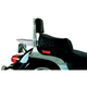 Short Billet Backrest w/Standard Backrest - 32-0002-01