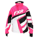 Womens Black/Fuchsia Cold Cross Jacket