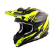 Neon Yellow/Black VX-35 Krush Helmet