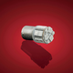 Red Single Function LED Bulb - 1156 Style - 10-1156RL