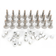 Signature Series Stainless Steel Carbide Studs - SSP-1325-AS