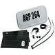 Aluminum ATV License Kit - 2343