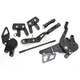 D-Axis Rearset - DRP-517-BK