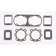 Hi-Performance Full Top Engine Gasket Set - C4002