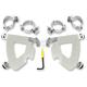 Polished No-Tool Trigger-Lock Hardware Kits for Gauntlet Fairing - MEK1993