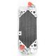 Left X-Braced Aluminum Radiator - MMDBRZ40000LX