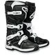 Black/White Tech 3 Boots